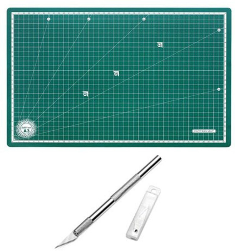 Isomars Cutting Mat - A3 Size Paper Crafting Tool