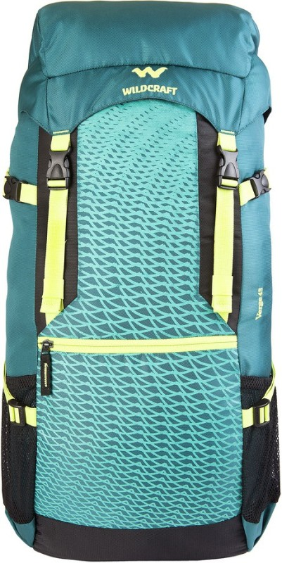 Wildcraft Verge 45 Rucksack - 45 L(Blue)