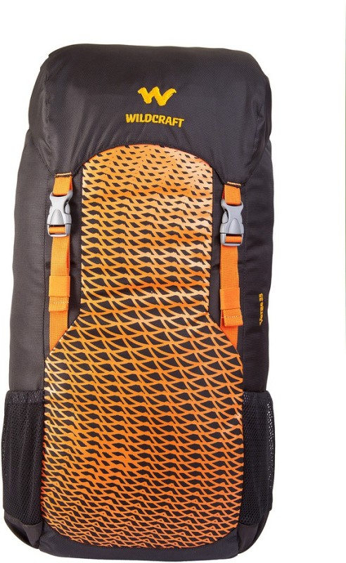Wildcraft Verge 35 Rucksack - 35 L(Black)