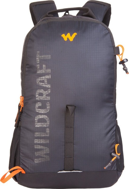 Wildcraft Rock & Ice 20 Rucksack - 20 L(Black)