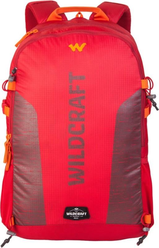 Wildcraft Trailblazer 35 Rucksack - 35 L(Red)