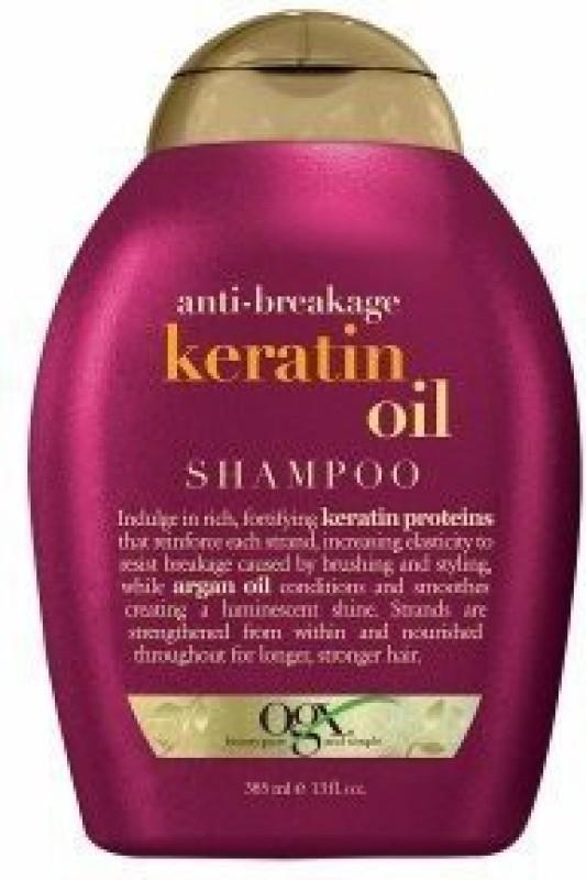 Organix Ogx Shampoo Keratin Oil(384.46 ml)