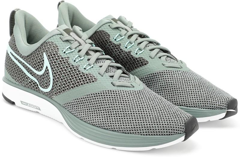Nike NIKE ZOOM STRIKE Walking Shoes For Men(Multicolor)