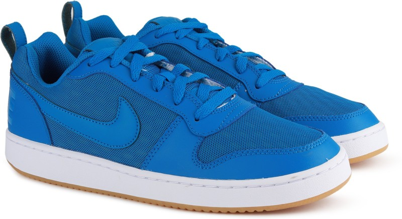 Nike NIKE COURT BOROUGH LOW SE Sneakers For Men(Blue)
