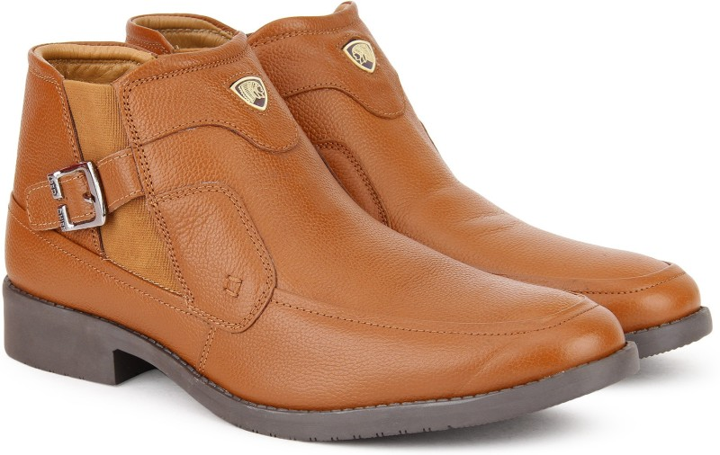 Red Chief RC3518 Boots For Men(Tan)