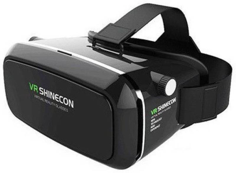ALONZO V R SHINECON BOX Virtual Reality 3D Headset Video(Smart Glasses)