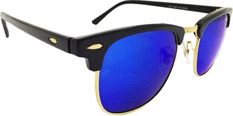 Aantic Clubmaster Sunglasses(For Boys & Girls)