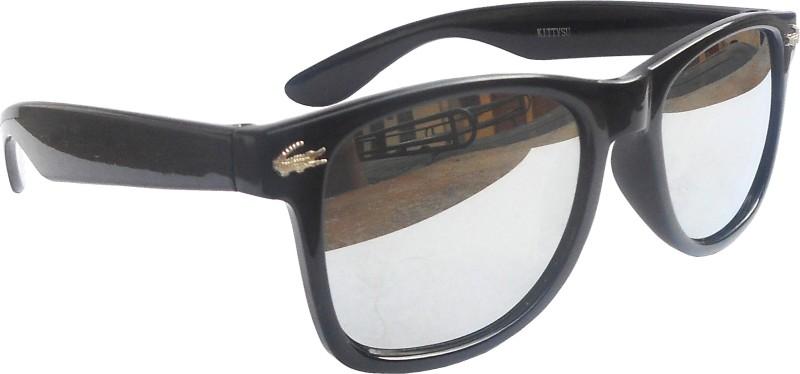 A R Wayfarer Sunglasses(For Boys)
