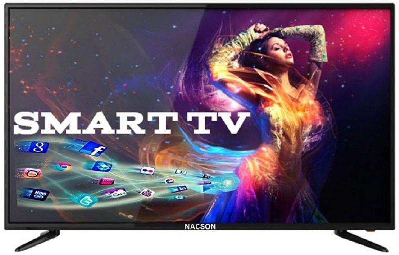 Nacson Series 8 102cm (40 inch) Full HD LED Smart TV(NS4215 Smart)