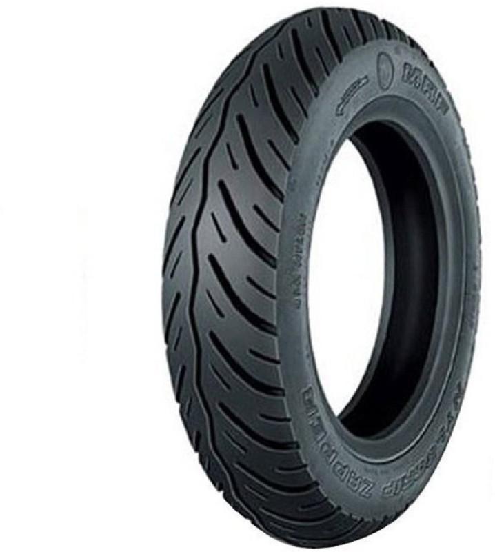 Mrf 120/70-10 zapper tubeless 120/70-10 zapper tubeless Front Tyre(Street, Tube Less)