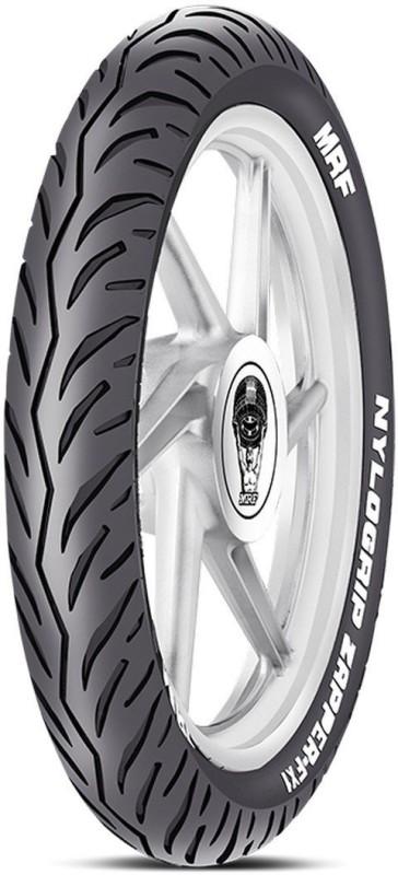 Mrf Zapper-FX1 100/80-17 TL 100/80-17 FX1 Front Tyre(Street, Tube Less)