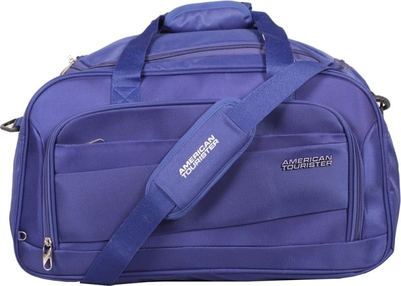 American Tourister Pep Airbag Blue 52 cm (Blue) Gym Bag(Blue)