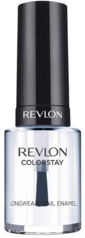 Revlon Colorstay Longwear Nail Enamel Clear