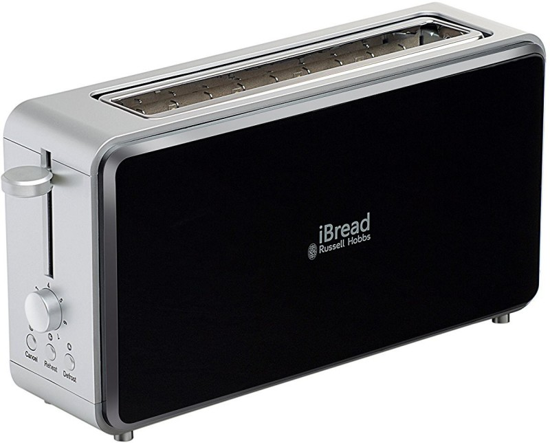 Russell Hobbs RPT2014i 900 W Pop Up Toaster(Black)