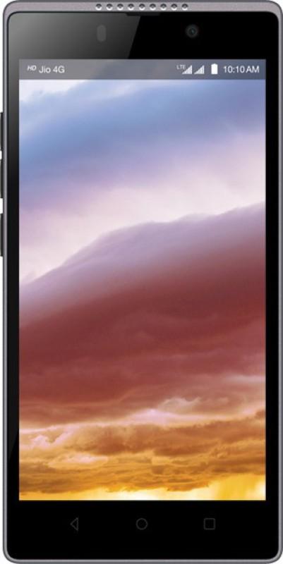 LYF Wind 7 (Black, 16 GB)(2 GB RAM)