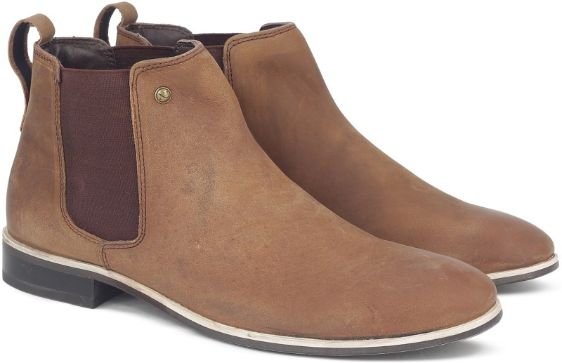 Numero Uno TMSEBD4 Boots For Men(Brown)