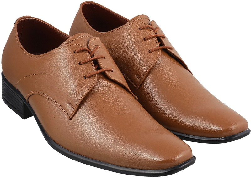 Mochi Awesome Lace Up For Men(Tan)