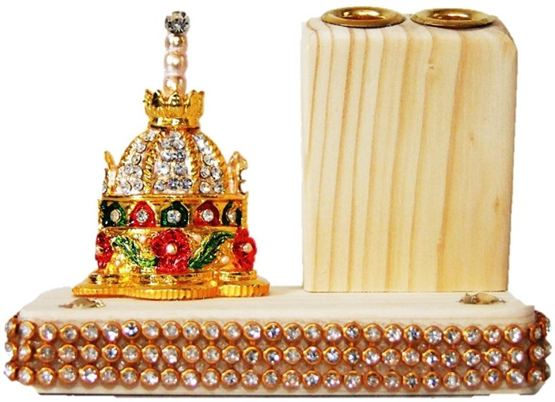 Glass Home AJMER SHARIF PEN STAND, Manufactured in Ajmer and blessed under...