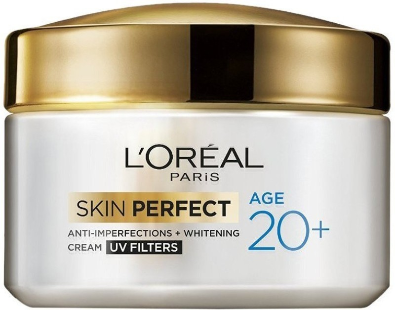 LOreal Skin Perfect Anti-Imperfections +Whitening Age 20+ Cream(50 g)