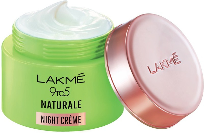 Lakme 9 to 5 Naturale Night Creme(50 g)