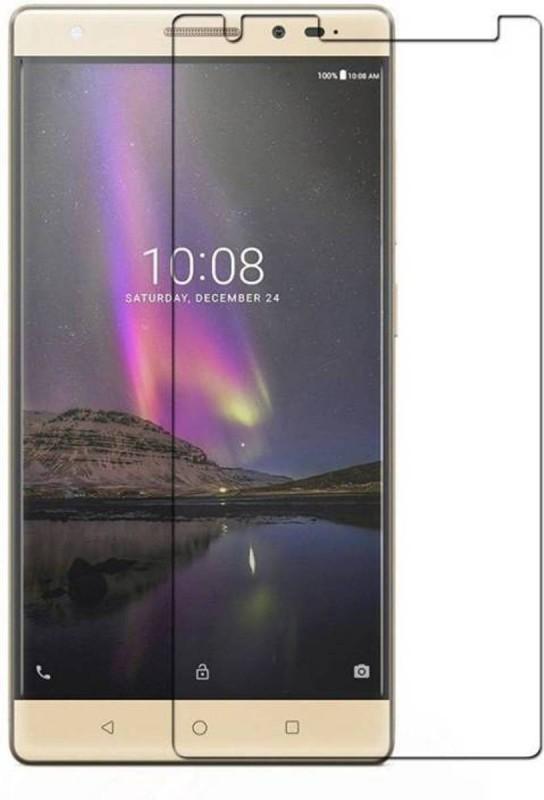 Desirtech Tempered Glass Guard for Lenovo Phab 2 Plus(Pack of 1)
