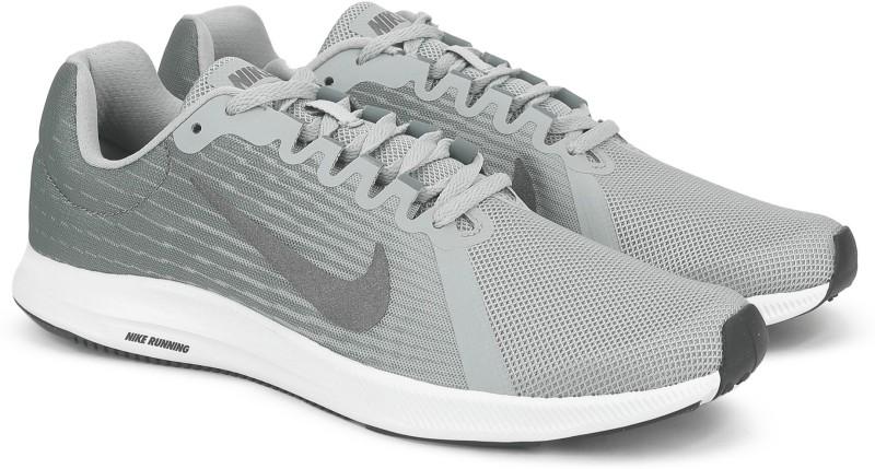 Nike NIKE DOWNSHIFTER 8 Walking Shoes For Men(Grey)
