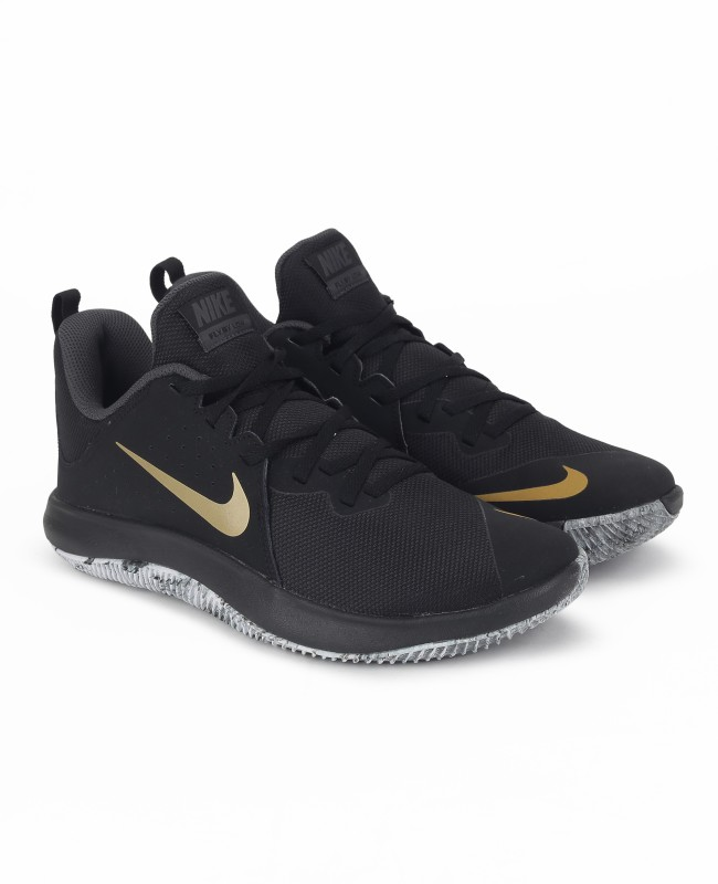 Nike NIKE FLY.BY LOW Basketball Shoes For Men(Black)