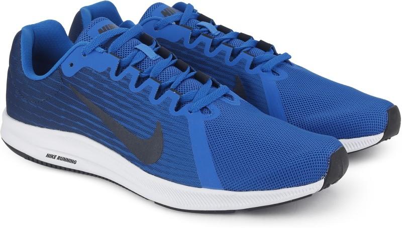 Nike NIKE DOWNSHIFTER 8 Walking Shoes For Men(Blue)