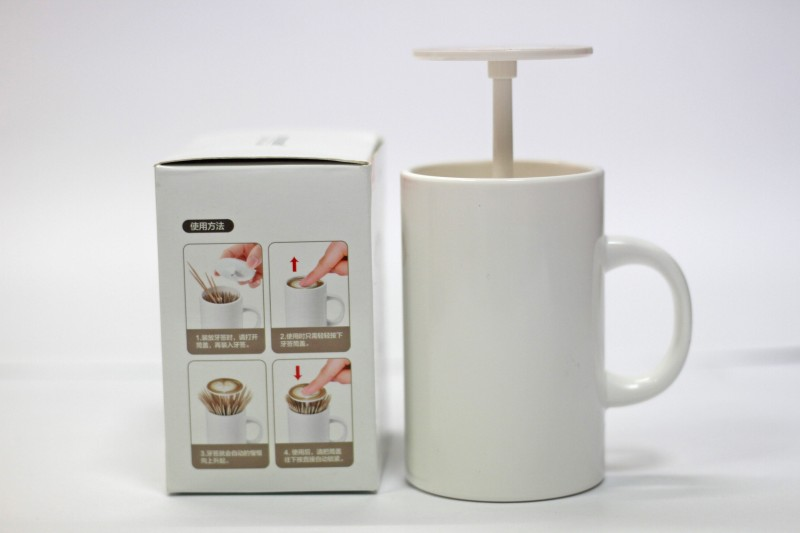 ANYA Toothpick Holder(Pack of 1)