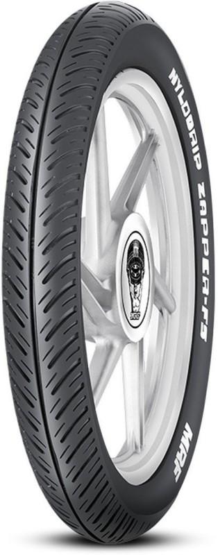 MRF 80/100-18 zapper-FS 80/100-18 zapper-FS Front Tyre(Street, Tube Less)
