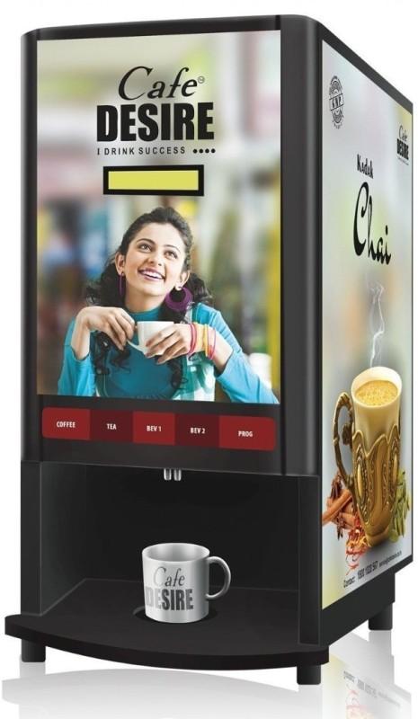 CAFE DESIRE Beverage Vending Machine(Multicolor)