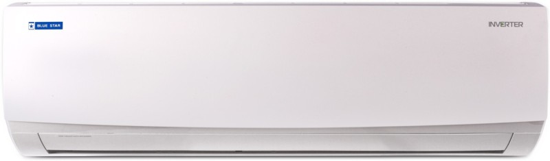 Blue Star Inverter Technology 1.5 Ton 5 Star BEE Rating 2018 Inverter AC - White(BI-5CNHW18PAFU /BO-5CNHW18PAFU, Copper Condenser)