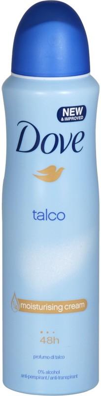 Dove Talco Profumo Di Talco Deodorant Spray Deodorant Spray - For Women(150 ml)