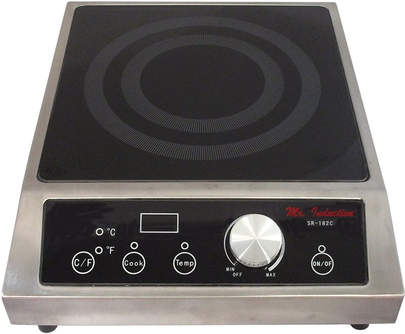AASHI kitchen equipments EIP -03 Induction Cooktop(Silver, Touch Panel)