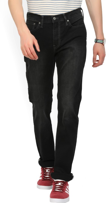Levis Regular Men Black Jeans