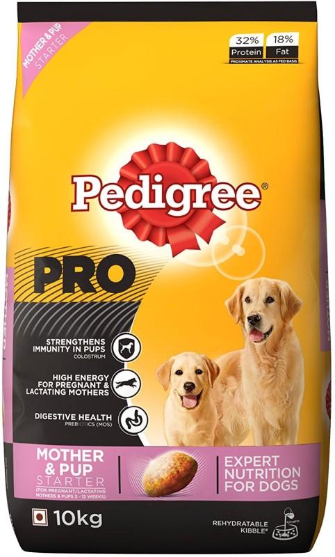 Pedigree Pro Starter Mother & Pup 10 kg Dry Dog Food