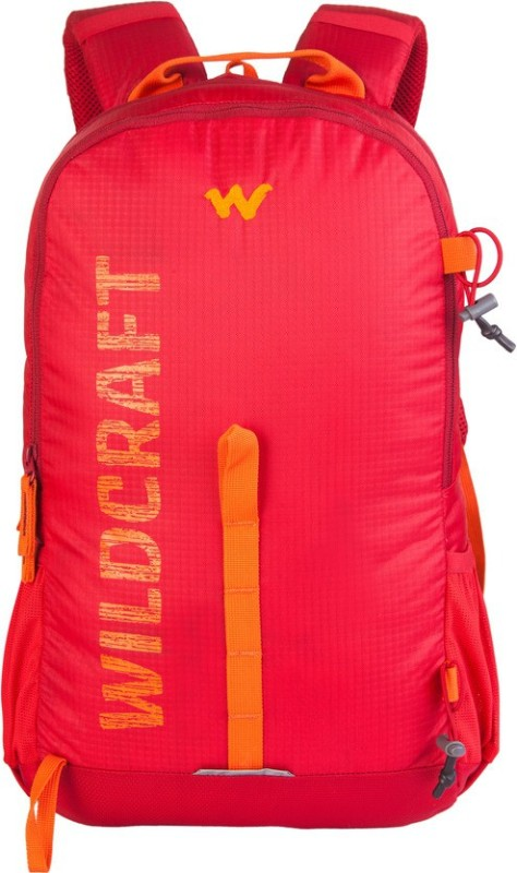 Wildcraft Rock & Ice 20 Rucksack - 20 L(Red)