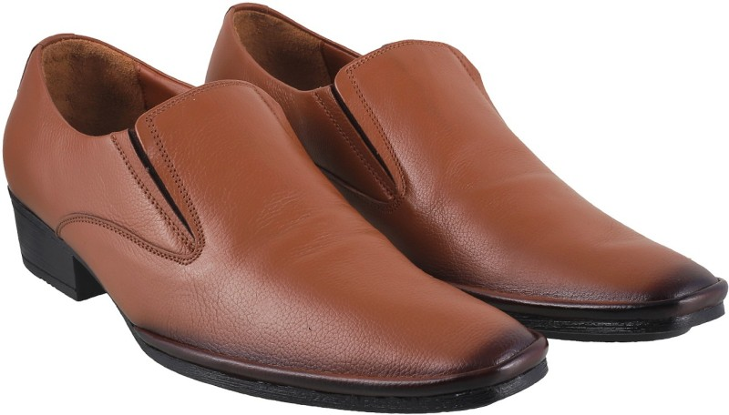 Mochi Awesome Slip On For Men(Tan)