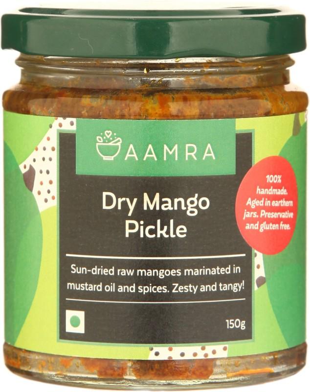 Aamra Dry Mango Pickle Mango Pickle(150 g)