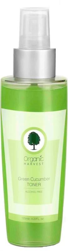 Organic Harvest Green Cocumber Toner(125 ml)