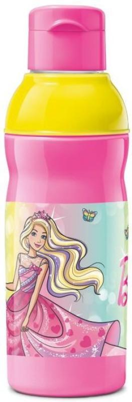 Milton kool peer barbie 600 ml Bottle(Pack of 1, Pink)
