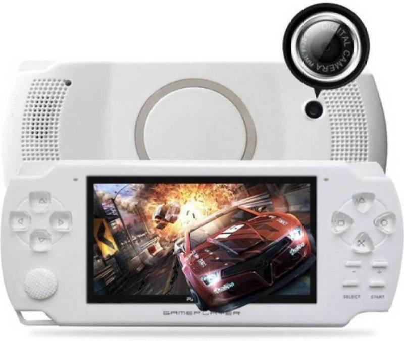 PROMISEDEALS PSP Handheld Gaming Console(white)