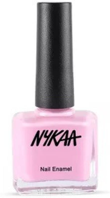 Nykaa Nail Enamel - Pink Malibu 186