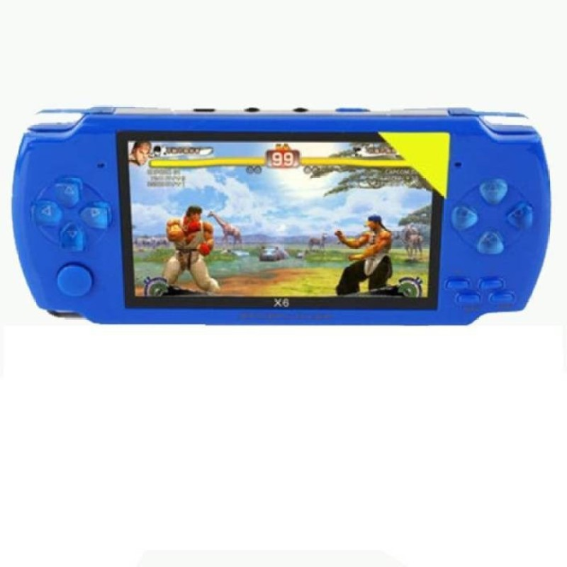Zrose Zrosegame-001 8 GB with YES(Blue)