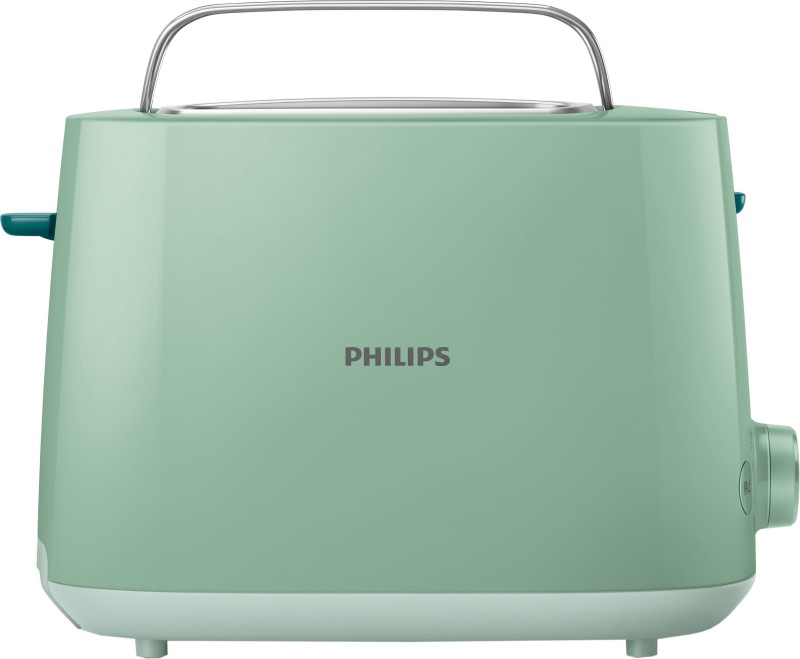 Philips HD2584/60 830 W Pop Up Toaster(Desert Green)