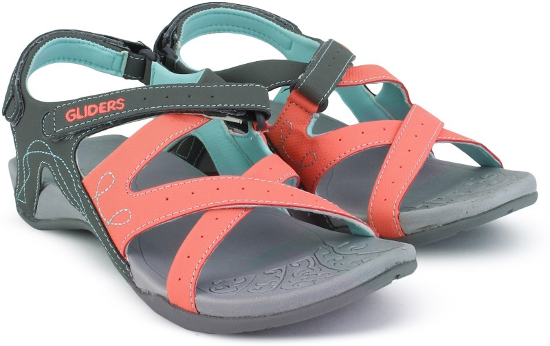 A-Ha by Liberty Women PINK Sports Sandals