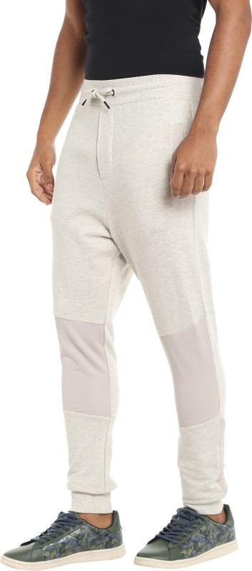 Jack & Jones Regular Fit Men White Trousers