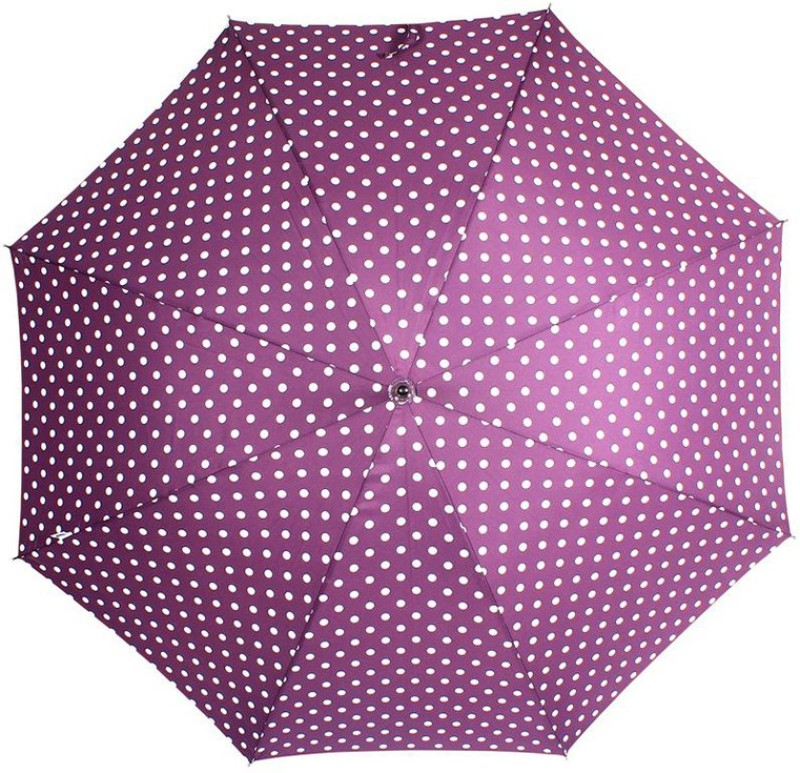 Johns Big Polka Woodking 11 Umbrella(Red)