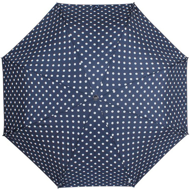 Johns 545 H2O 3 Fold Big Polka - 9 Umbrella(Violet)