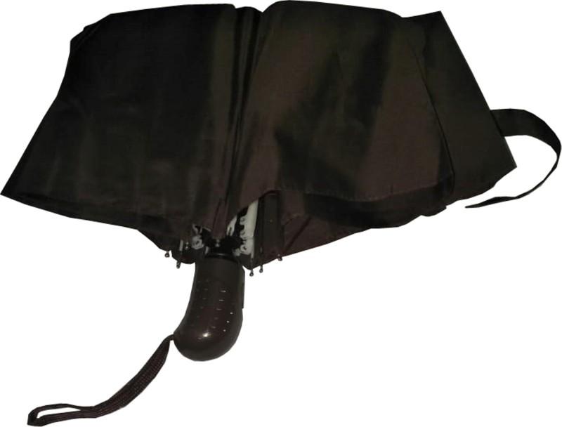 care 11 Umbrella Strong UV Protection Lightweight Automatic for Summer Season Umbrella(Brown)